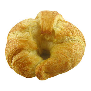 Daily Chef Pre-Pinched Croissant (120 ct., Frozen Case Sell)
