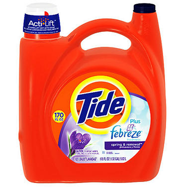 Select Tide® Laundry Detergent