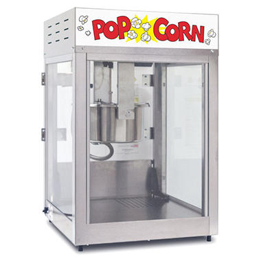Gold Medal� 2552 - 12-14 oz. Pop Maxx Popcorn Machine