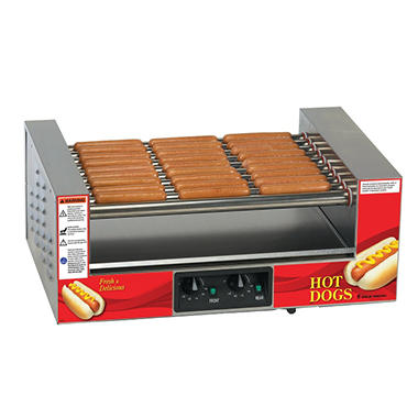 Gold Medal 8023 Hot Dog Roller Grill