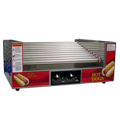 Gold Medal - 8023SL  - Diggity Slanted Hot Dog Machine