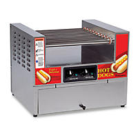 Gold Medal® 8323 Diggity Grill and Bun Cabinet Combo