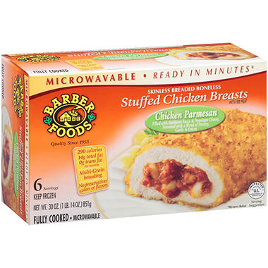 Barber Foods Stuffed Chicken Breasts - 30 oz.