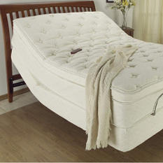 American Sleep Power Base & Dual Massage - King