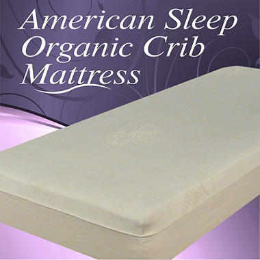 American Sleep - Organic Crib Mattress