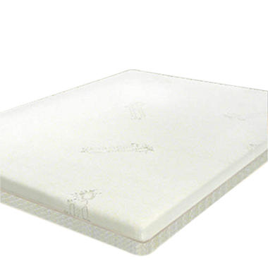 American Sleep Dual-Side Eco-Green Topper - Twin XL
