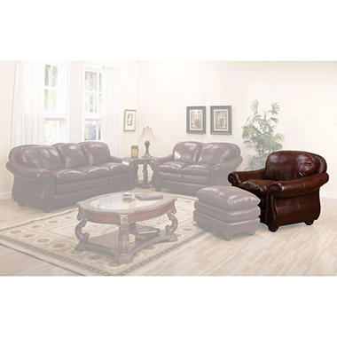 Bella Leather Chair