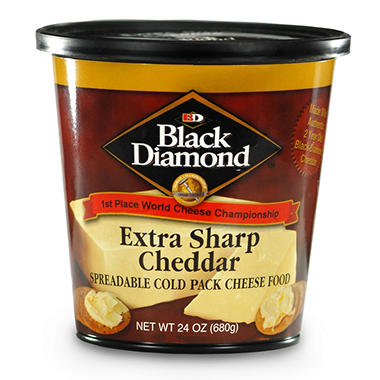 Black Diamond Cold Pack Cheese Cup - 24 oz.