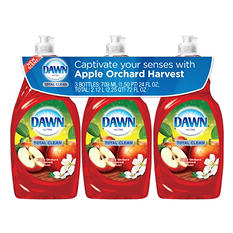 Dawn Ultra Total Clean, Apple Orchard Harvest (24 fl. oz, 3pk.)