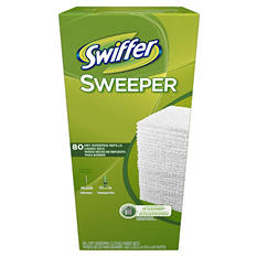 Swiffer Dry Refills (3pk.of 80ct.ea., 240 total refills)
