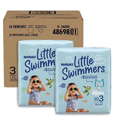 Huggies Little Swimmers Swimpants (Choose Your Size)