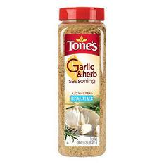 Tone's Garlic & Herb Seasoning (20 oz.)