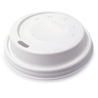 Gold Medal Insulated Coffee Cup Lids, 12 oz - 1,000 Lids