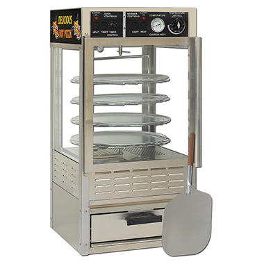 Gold Medal� 5552PZ Humidified Pizza Oven Combo
