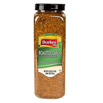 Durkee 21 oz. Roasted Garlic Seasoning - 6 pk.