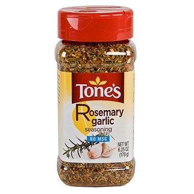 Tone's  Rosemary Garlic Seasoning (6.25 oz.,12 pk.)