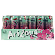 AriZona Red Apple Green Tea - 23 oz. can - 24 pk.