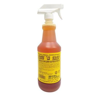 Gold Medal Free 'N Easy Caramel Popcorn Separator Aid (1 qt. bottle, 12 ct.)