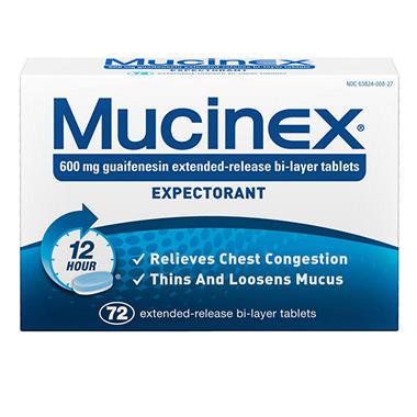 Mucinex®