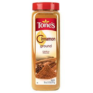 Tone's Ground Cinnamon (18 oz.)