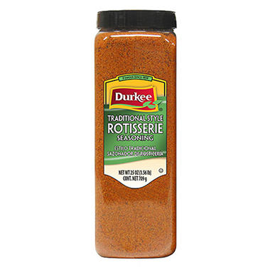 Durkee Rotisserie Chicken Seasoning - 25 oz.