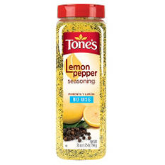 Tone's Lemon Pepper Seasoning (28 oz.)
