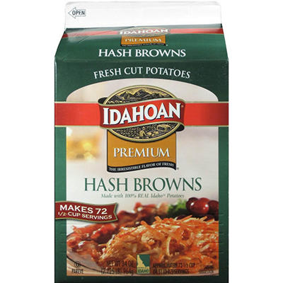 Idahoan Premium Hash Browns - 6 pk.