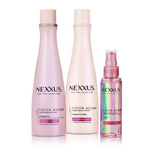 Nexxus Color Assure Vibrancy Retention System (2 - 13.5 fl. oz. + 1 - 3.3 fl. oz.)