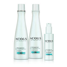 Nexxus Promend Split End Binding System (2 - 13.5 fl. oz. + 1 - 4.8 oz.)