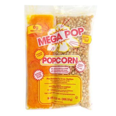 Popcorn Kernels & Flavorings