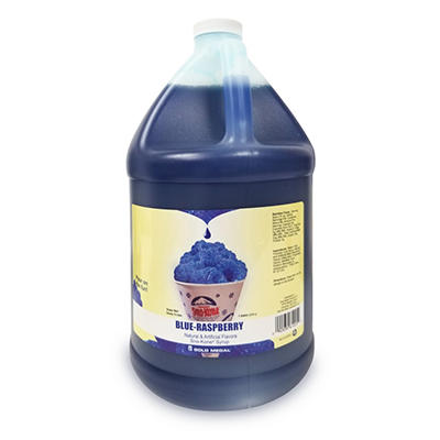 Gold Medal Sno Kone Syrup  - Various Flavors -  4 Gal.