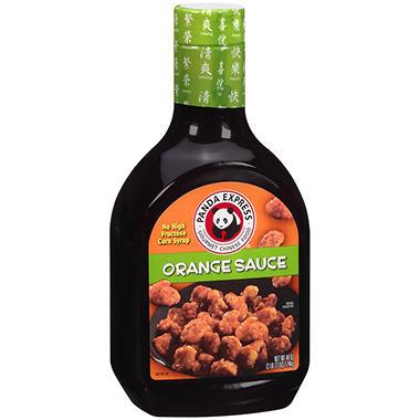 Panda Express Orange Sauce - 44 oz.