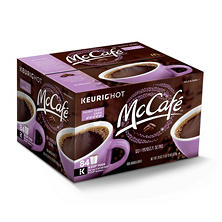 McCafé French Roast Dark Coffee (84 K-Cups)