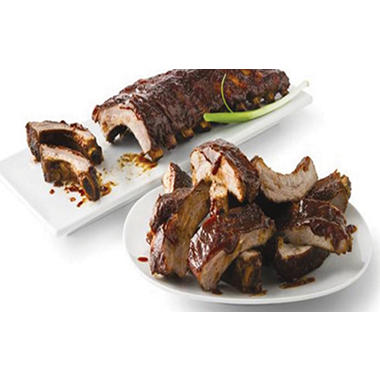 Fresh Pork Spare Ribs
