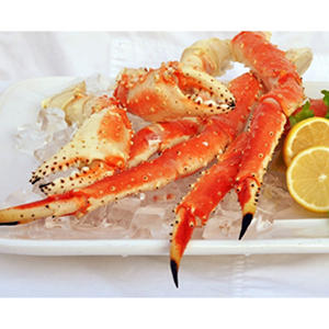 Colossal Red King Crab Legs and Claws (10 lb.)