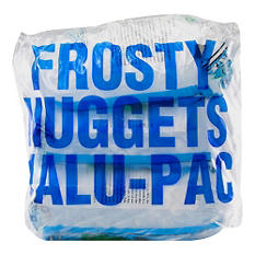 Frosty Nuggets Ice Crystals Ice Cubes - 3/5 lb.