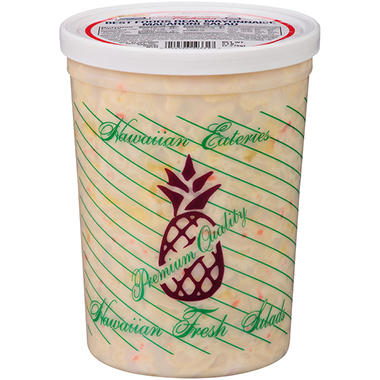 Hawaiian Eateries Macaroni Salad - 5 lbs.