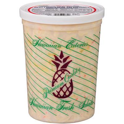 Hawaiian Eateries Best Foods Real Mayonnaise Macaroni Salad - 5 lb.