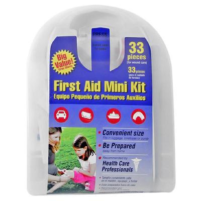 Ready America Mini First Aid Kit - 33 pc.