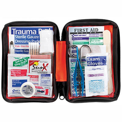 Ready America All Purpose First Aid Kit - 107 pc.