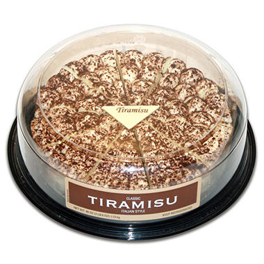Artisan Fresh  Tiramisu - 4 ct.