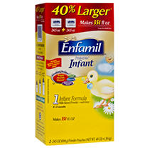 Enfamil Premium Infant Formula - Powder Pouches - 2/24.5 oz. - 2pk.