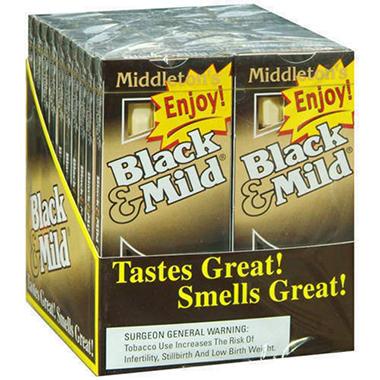 Black & Mild - 100 ct.