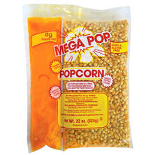 Gold Medal Mega Pop Corn, Oil and Salt Kit (16 oz. kit, 20 ct.)