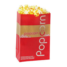 Gold Medal Eco-Select Popcorn Bags, 85 oz. (500 ct.)