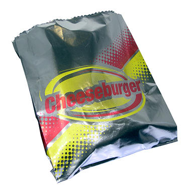 Gold Medal Foil Cheeseburger Bags - 1,000 ct.