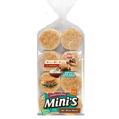 Mini Sandwich Thins