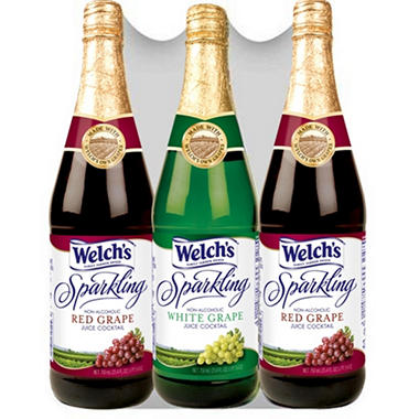 Welch's® Sparkling Variety Pack