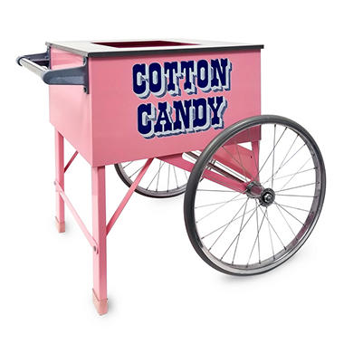 Gold Medal® 3149 Floss Cart - Pink