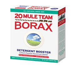 20 Mule Team Borax Detergent Booster & Multipurpose Cleaner (65 oz., 3 pk.)